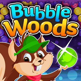 Bubble Woods game
