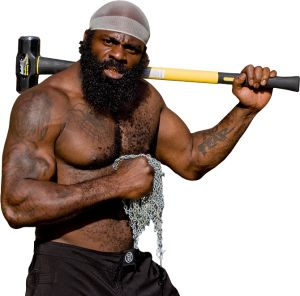 Kimbo Slice MMA Fighter