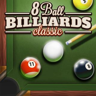 8 Ball Billiards Classic game