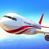 Boeing Flight Simulator 3d game