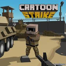 Cartoon Strike game