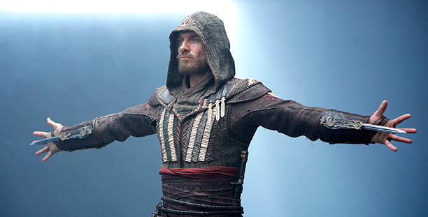 assassins creed, video game and movie